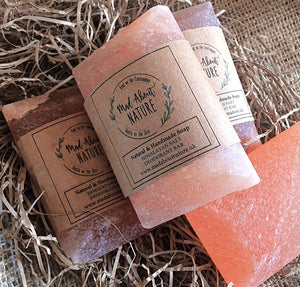 Himalayan Salt Deodorant Bar - Madaboutnature