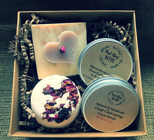 Well-Being Box....Give yourself some love & indulgence - Madaboutnature