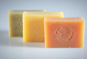Shampoo, Shave & Shower Bar - All Natural Soap Bar - Mad About Nature