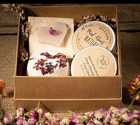 Well-Being Box....Give yourself some love & indulgence - Mad About Nature