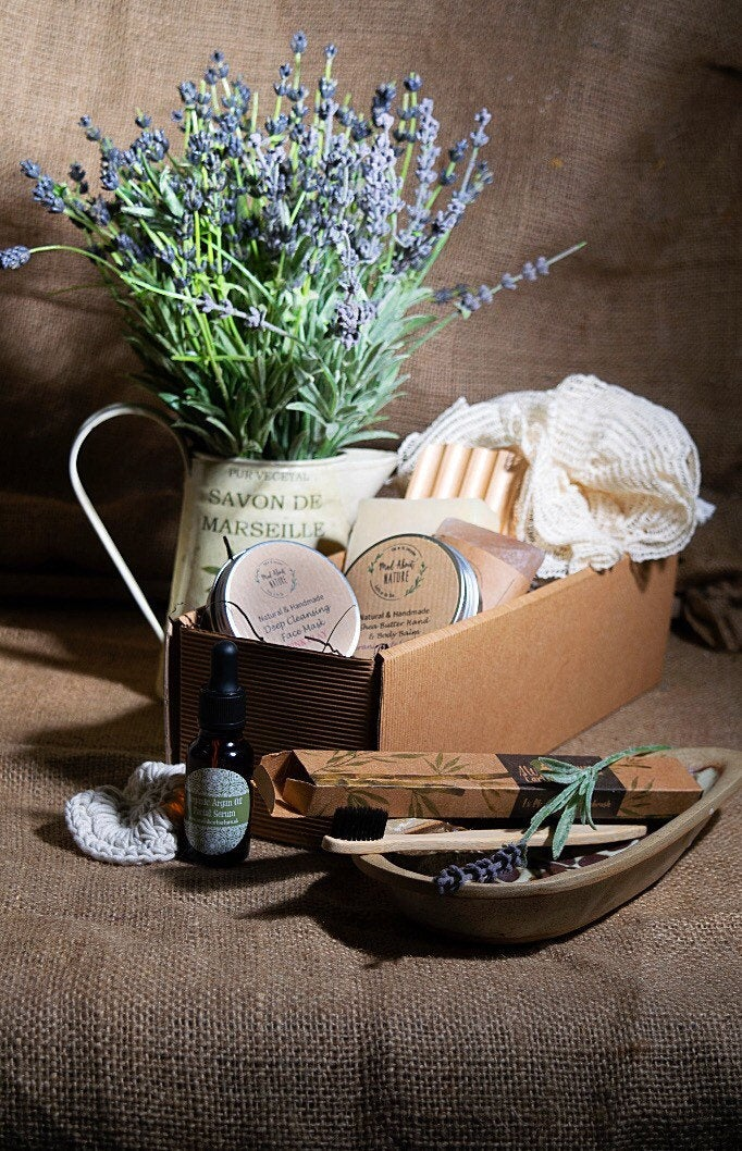 Eco Friendly Well Being Box - Madaboutnature