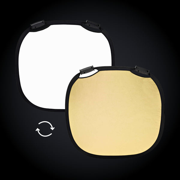 Profoto Collapsible Reflector Gold/White