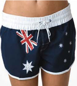 Girls Aussie Shorts