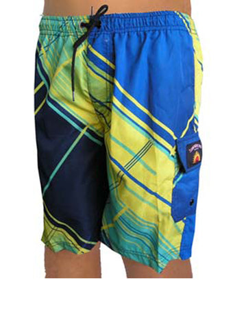 Geomatrix Shorts GN
