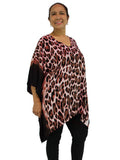 Short Tunic Leopard