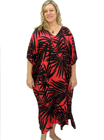 Long Kaftan Fern