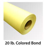 20 lb Colored Bond