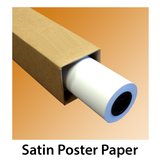 Satin Poster Paper