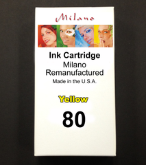 Yellow Ink Cartridge - Designjet 1050/1055