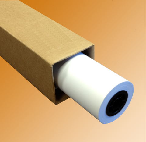"(1) 24"" x 200' Roll - Satin Poster Paper - 2"" Core"
