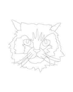 New Cats 2.0 Coloring Pages