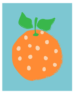 Simple Fruits Wall Art Collection