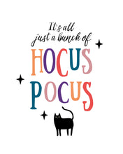 Load image into Gallery viewer, All the Hocus Pocus Halloween Wall Art Posters