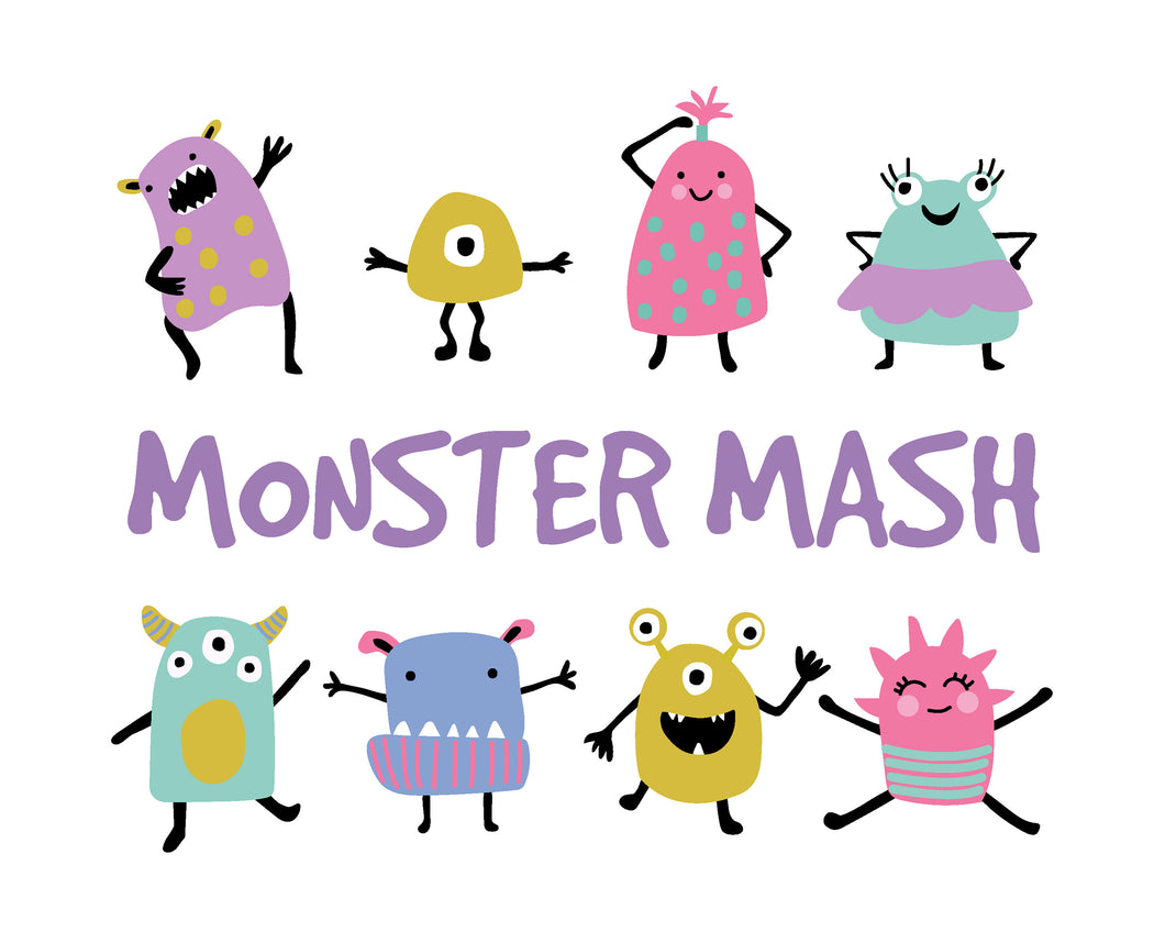 Monster Mash Party Pack