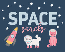 Load image into Gallery viewer, Space Cats Party Pack