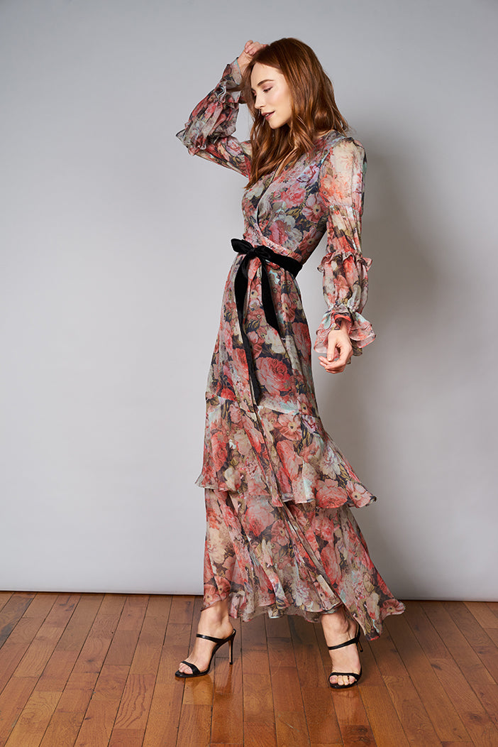 Hutch Georgetta Maxi Dress