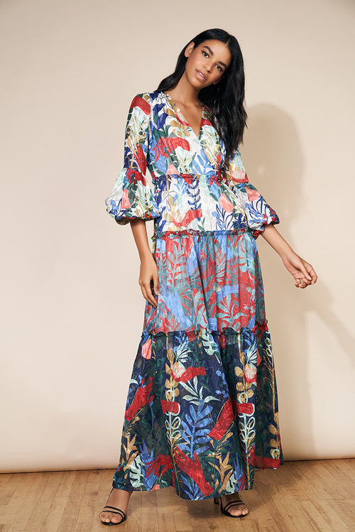 tosha maxi dress