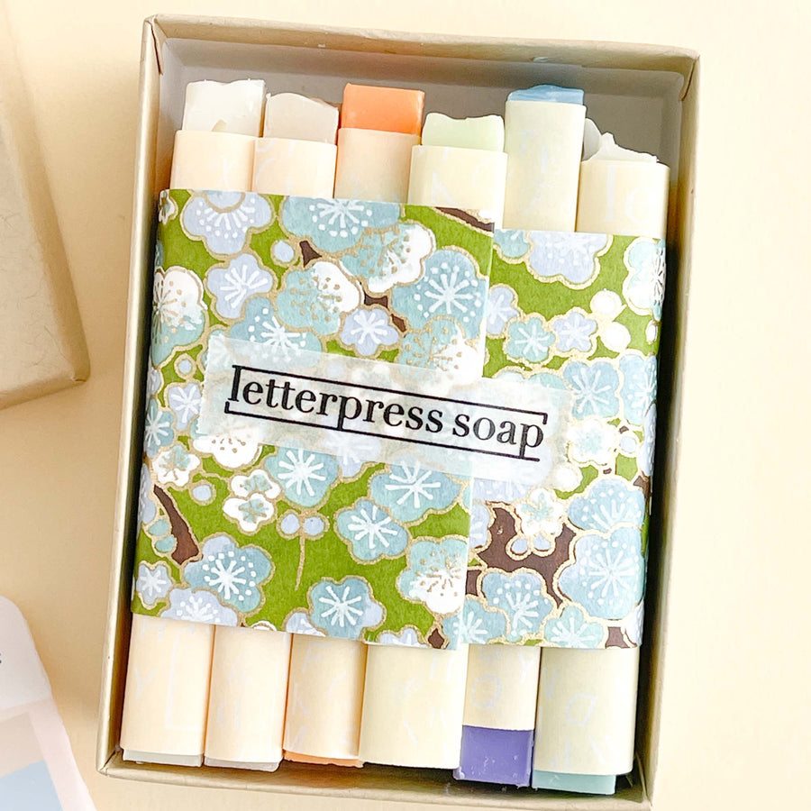Soap Sample Box