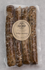 Italian Sausage - Hot - Deli Meat - Valiant's Field Grown