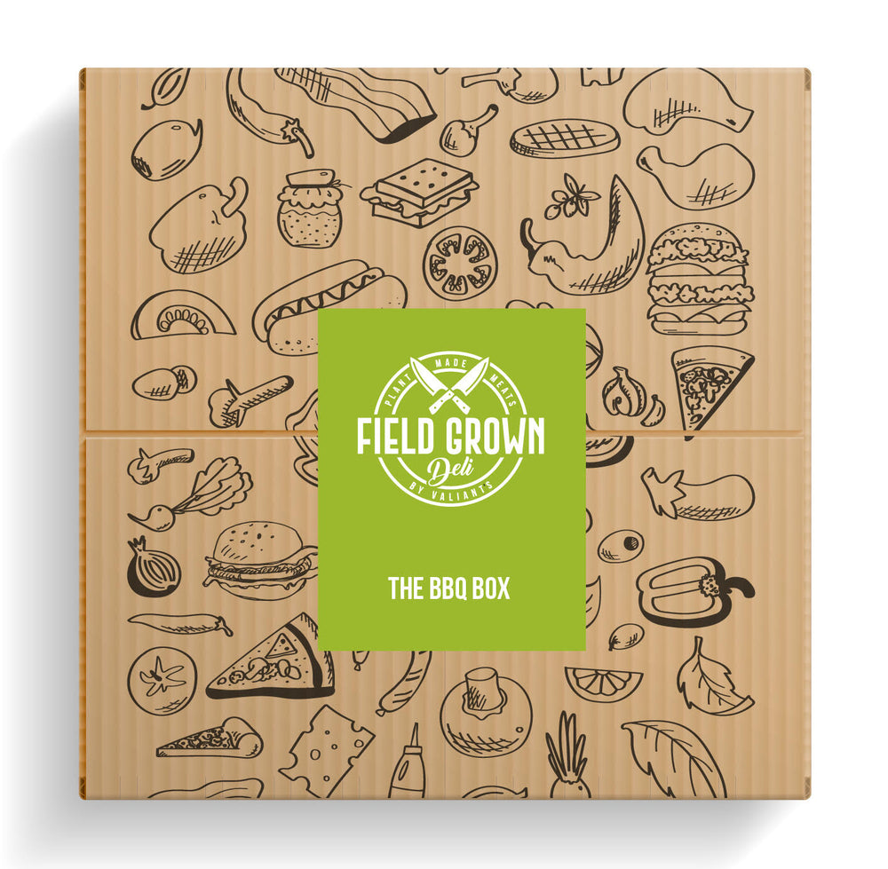 BBQ BOX - HERBIVORE BOX - Valiant's Field Grown
