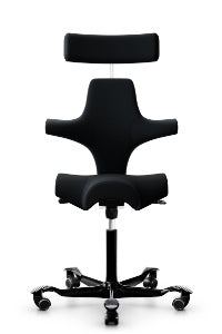 HAG Capisco with headrest 8127