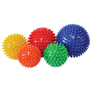 Knobbed Massage Balls/Reflex Balls