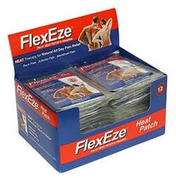 Flexeze Heat Patches