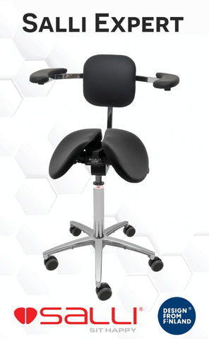 Salli Expert Saddle