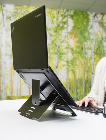 R-Go Heads-up Laptop Stand