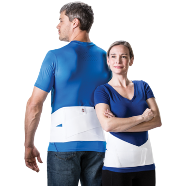 Core Triple Action Elastic Back Support