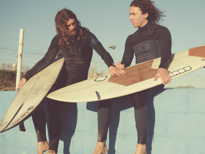 VIDEO: New decade, new mission: #waxlesssurfboard