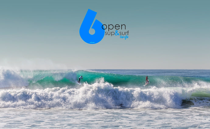 RSPro supports the 6th Tarifa Open SUP&Surf