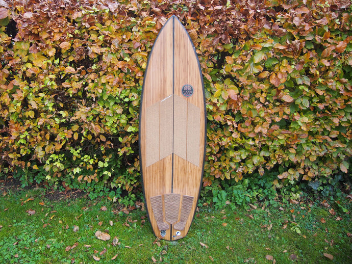 Sustainable Surfboards from Munich, Germany
