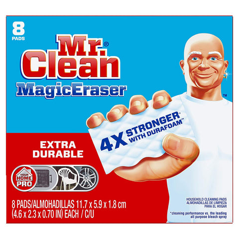 Mr Clean or any hard sponge to maintain the cork grip