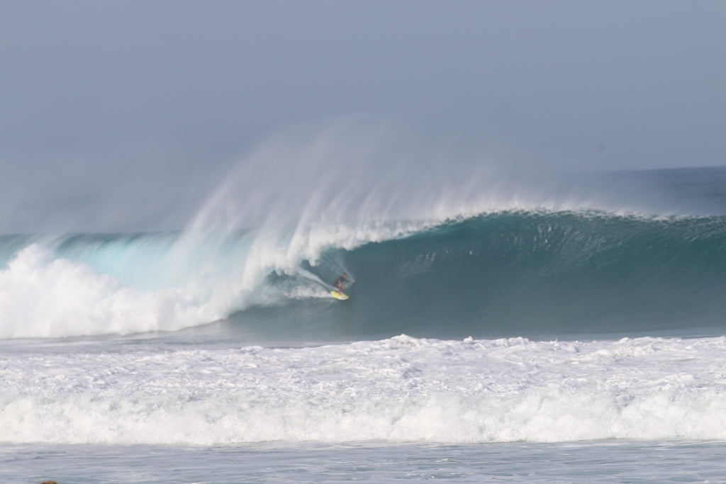 Adam Amin team RSPro big wave charger