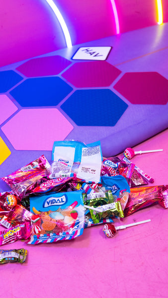RSPro HexaTraction Candy Shop edition with candies