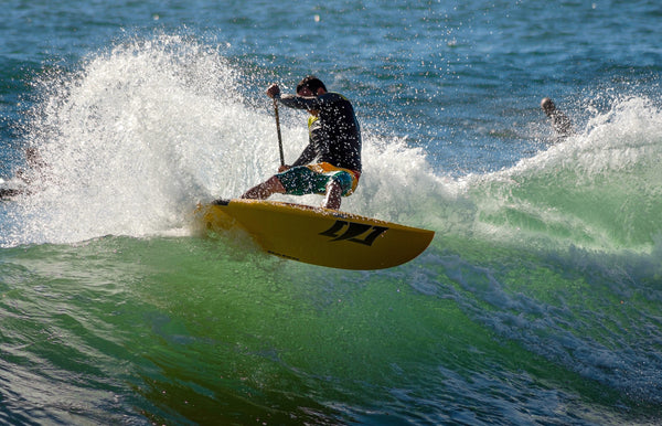 Federico Piccinaglia, RSPro ambassador SUP surfing