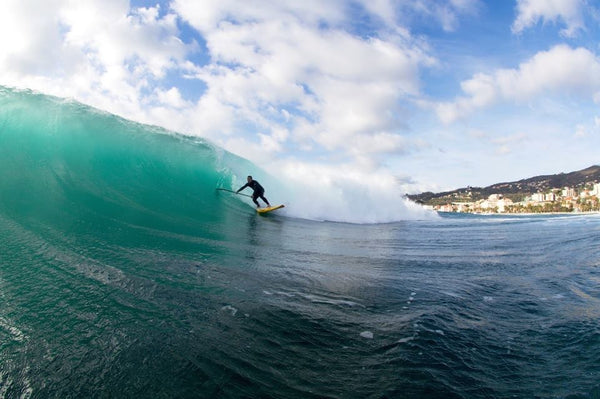 Federico Piccinaglia, RSPro ambassador looking for the tube