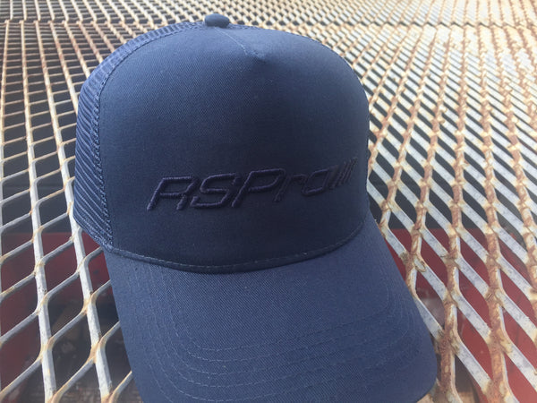 teamRSPro cap in blue color