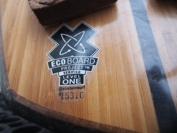 Eco Surfboards made in Munich with RSPro sustainable traction part 2