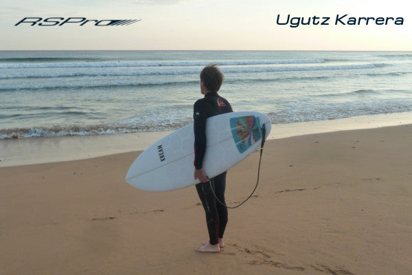 Ugutz Karrera RSPro ambassador and team rider