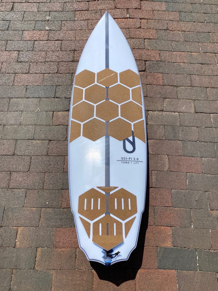 RSPro Hexa Tail on a Slater Sci Fi 2 owned y boardporn