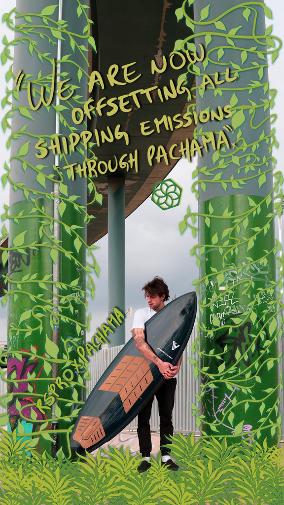 RSPro collaborates with Shopify and Pachama to offset CO2 emissions from ecommerce shippings