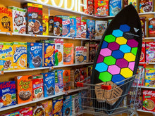 Load image into Gallery viewer, HexaTraction Candy Shop on the supermarket