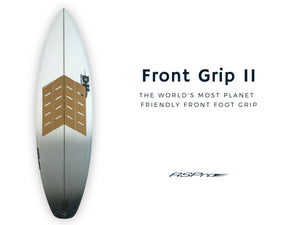 RSPro Front Grip II is the most planet friendly front foot grip
