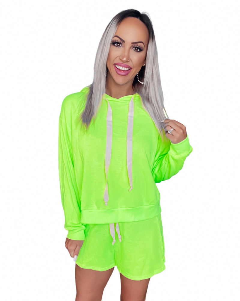 Fit For You Set - Neon Green