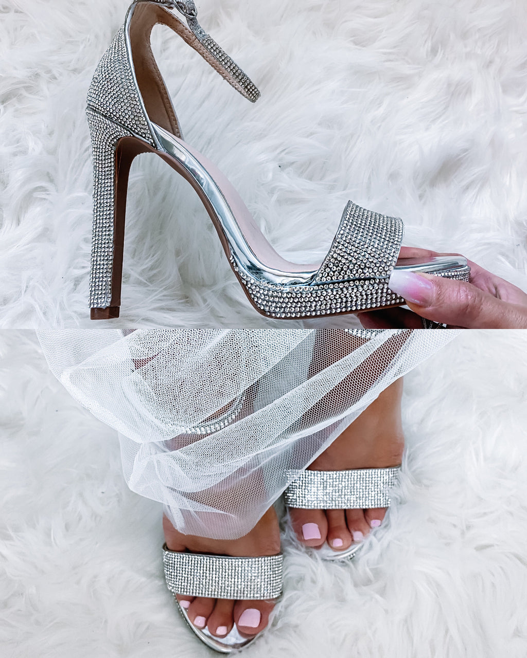 Princess Diamond Heels