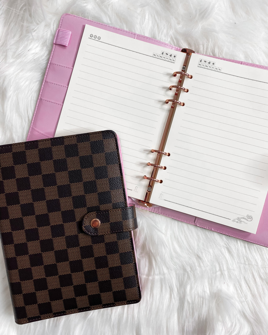 Torryn Luxe Notebook - Brown