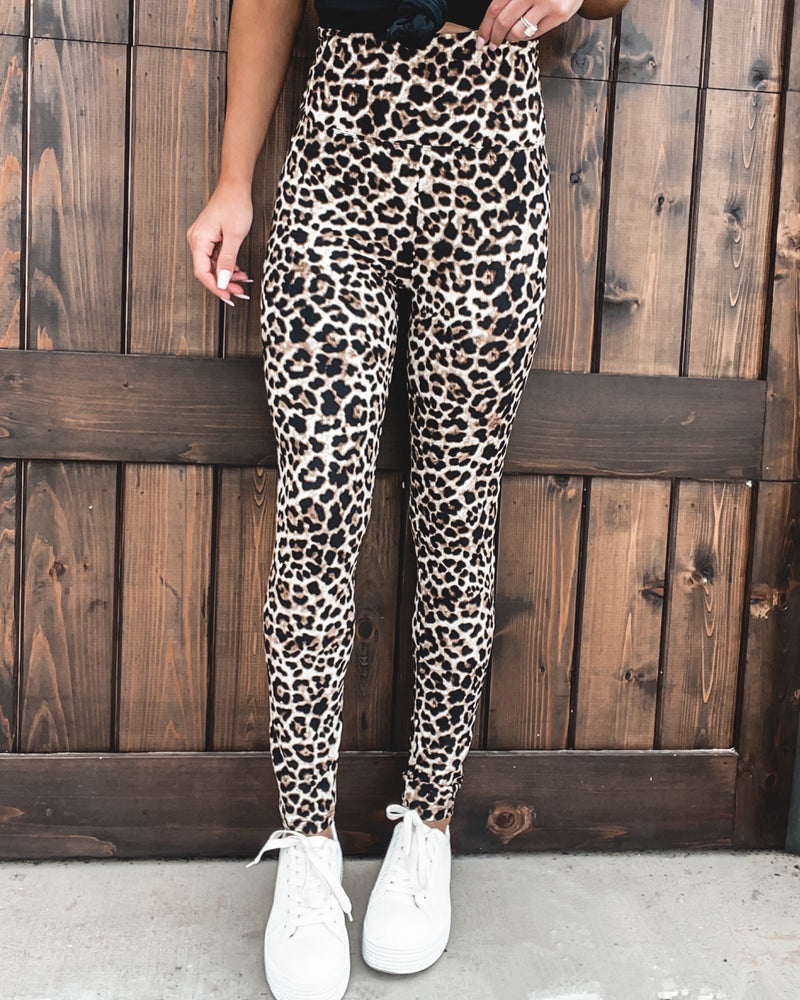 Ultimate Leopard Leggings