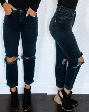 The Bronte Jeans - Black